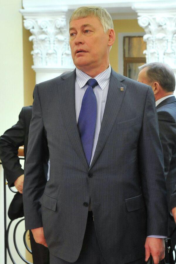 Viktor Ardabievsky in January, 2013 (archive) - Sputnik International