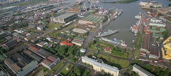 Russia's Severnaya Verf - Sputnik International