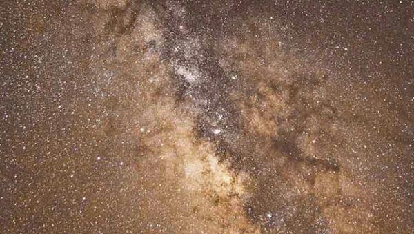 The Milky Way Galaxy by Jacob Marchio - Sputnik International