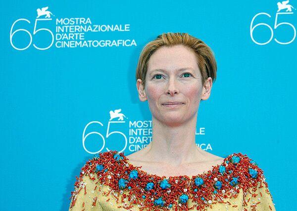 Tilda Swinton at 70th Vinice Film Festival, 2013 (archive) - Sputnik International