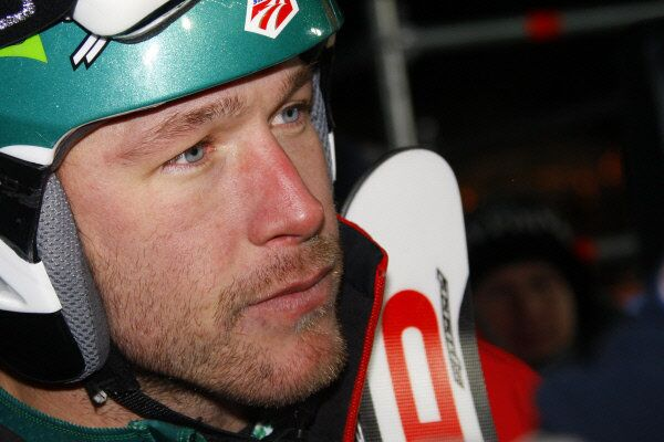 American skier Bode Miller, photographed during a skiing competition in Moscow in 2009 - Sputnik International