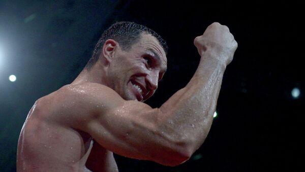 Wladimir Klitschko and Alexander Povetkin's bout in Moscow - Sputnik International