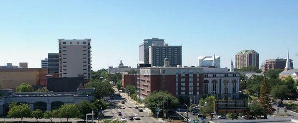 Downtown Tallahassee, Florida - Sputnik International