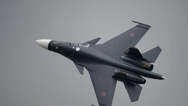 Su-34 Fullback strike aircraft - Sputnik International
