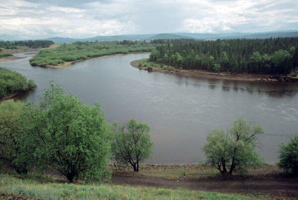 River Ob - Sputnik International