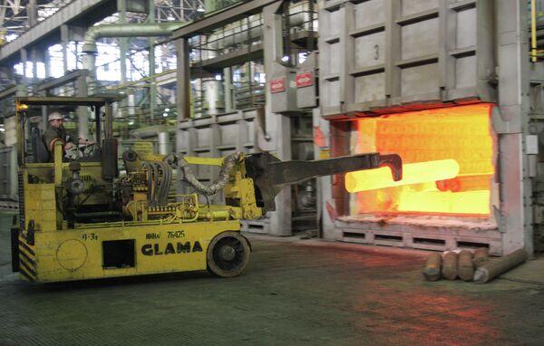 VSMPO-AVISMA titanium manufacturing plant in November, 2008 - Sputnik International