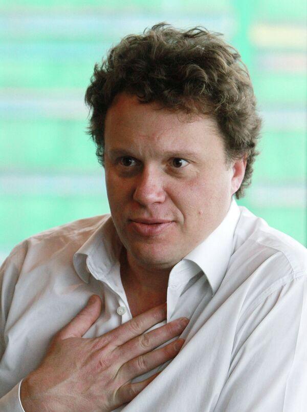 Sergei Polonsky - Sputnik International