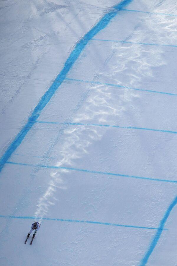 Russia Shies Away From Setting Alpine Skiing Targets at Sochi - Sputnik International