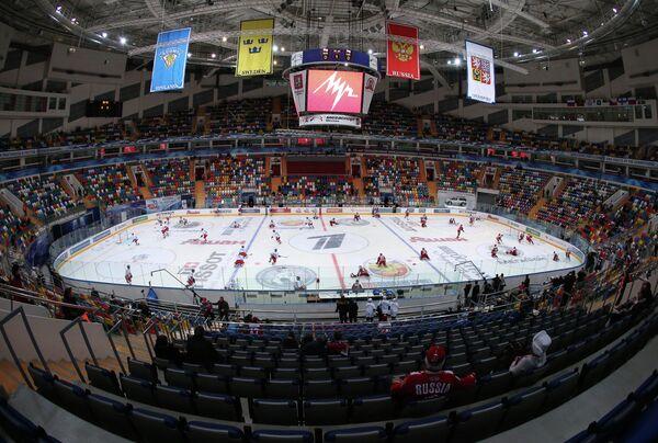 Megasport arena - Sputnik International