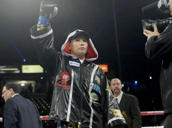 Ruslan Provodnikov in a photo posted on his Facebook page - Sputnik International