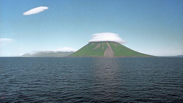 Kuril Islands - Sputnik International