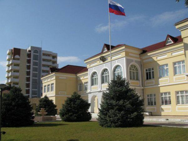 Russian Embassy in Azerbaijan - Sputnik International