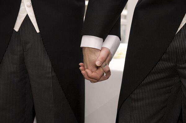 Same-sex couple - Sputnik International