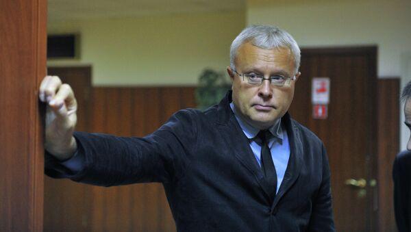 Alexander Lebedev - Sputnik International