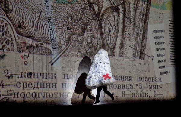 Shostakovich's 'Nose' Opera to Be Beamed Live From NYC - Sputnik International