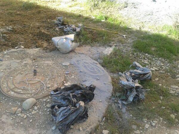 Powerful Bomb Found, Disarmed Near Mall in Russia's Dagestan - Sputnik International