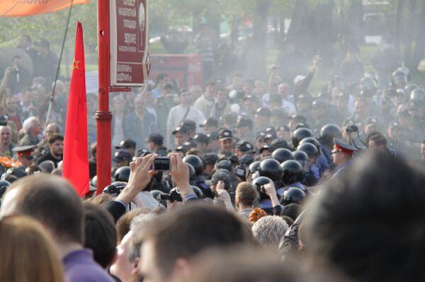 Rally on Bolotnaya square in Moscow, May 6, 2012 - Sputnik International