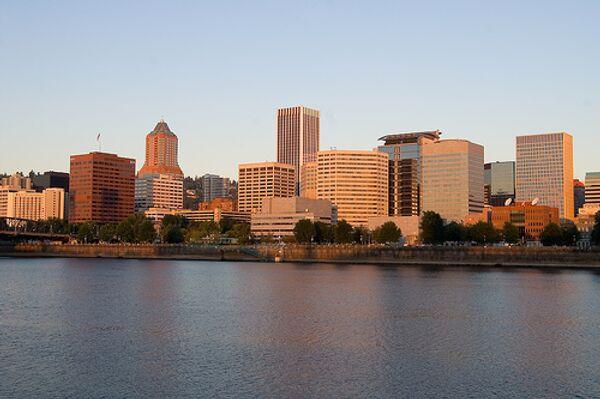 Portland, Oregon - Sputnik International