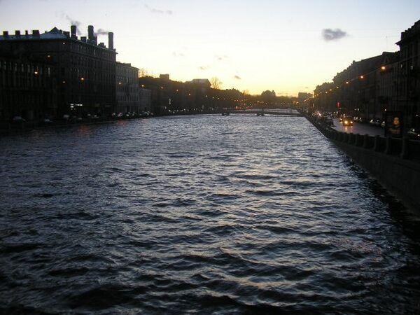 St. Petersburg Faces Floods - Sputnik International