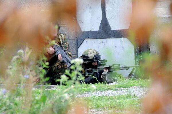 Three suspected militants were killed Monday in Kabardino-Balkaria - Sputnik International