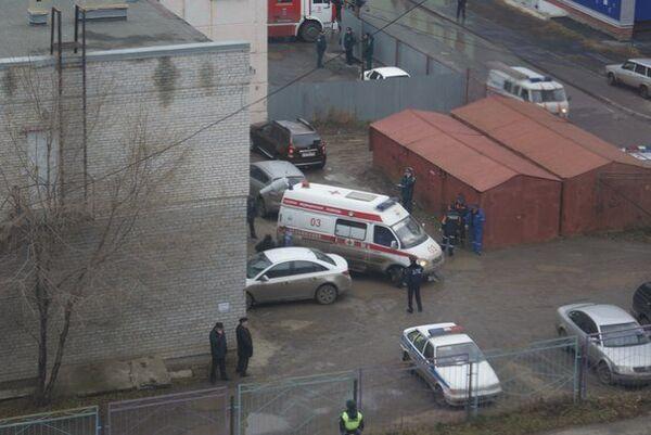 At Least Two Killed in Grenade Blast in Russian Court - Sputnik International