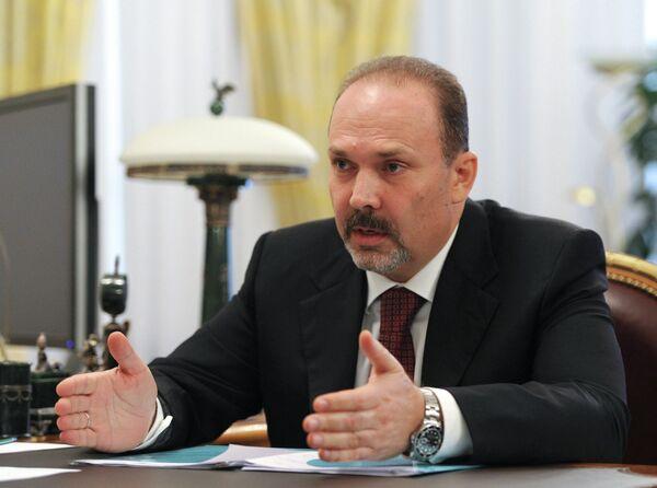 Head of the new ministry Mikhail Men - Sputnik International