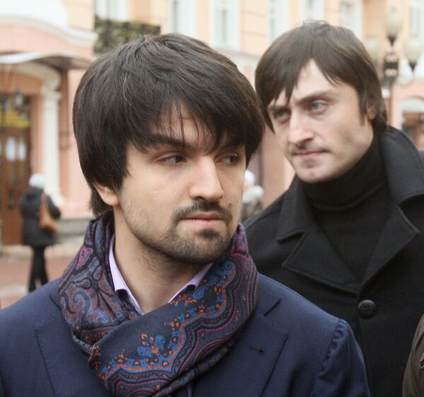 Murad Musayev - Sputnik International