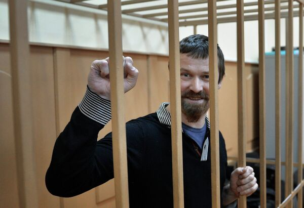 Leonid Razvozzhayev - Sputnik International