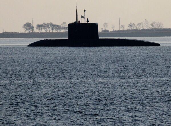 The Varshavyanka class submarine - Sputnik International
