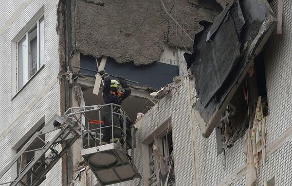 Death Toll in Moscow Region Gas Blast Rises to 6 - Sputnik International