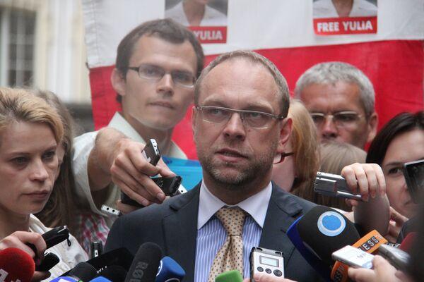 Serhiy Vlasenko, the lawyer of Yulia Tymoshenko (archive) - Sputnik International