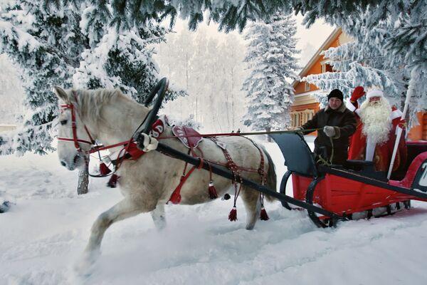 Meet Russia's Santa Claus: Father Frost - Sputnik International