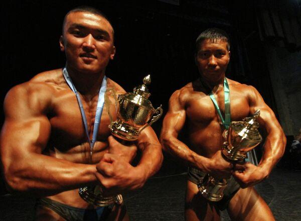 Bodybuilding, Kyrgyz-Style - Sputnik International