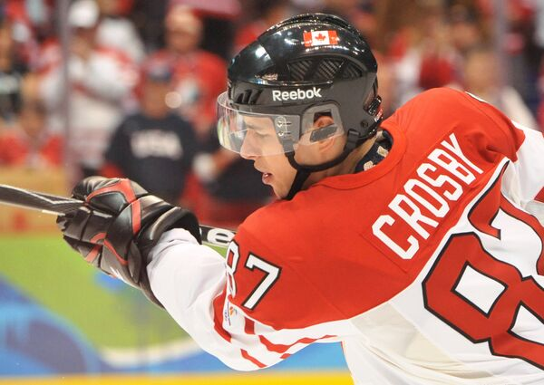 One of the players named in the announcement was Sidney Crosby - Sputnik International