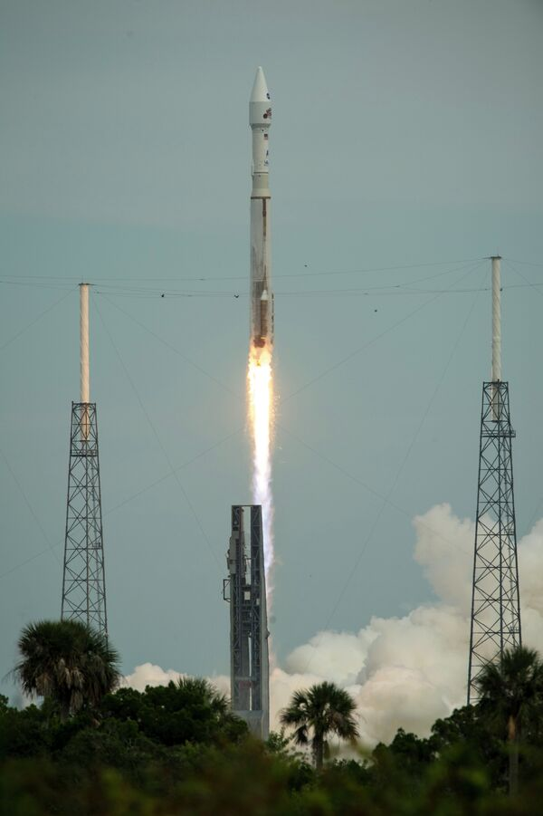 MAVEN Spacecraft Launches to Mars - Sputnik International