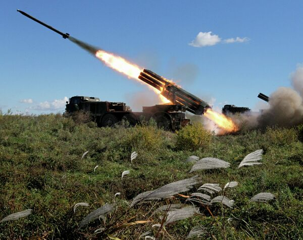Russia's Famous Missile and Artillery Systems - Sputnik International