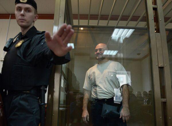 Sergei Krivov in court, April 3, 2013 - Sputnik International