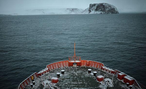 Russia Announces Development of Unmanned Arctic Radars - Sputnik International