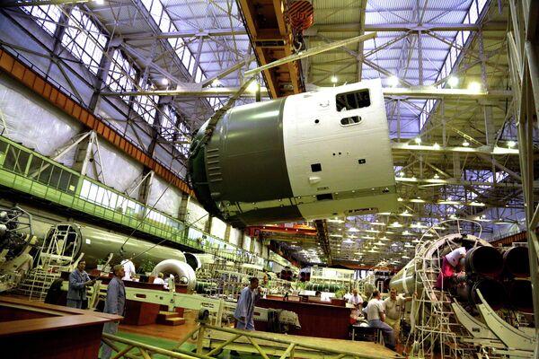Putin Signs Decree to Establish New Space Corporation - Sputnik International