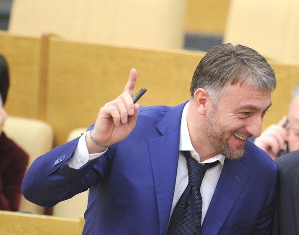 Adam Delimkhanov - Sputnik International