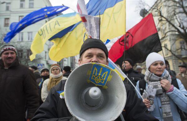Ukrainian Opposition Vows to Besiege More Gov't Buildings - Sputnik International