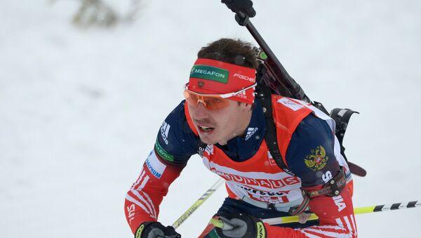 Russia's best effort was by Vancouver mass start gold medalist Evgeny Ustyugov - Sputnik International