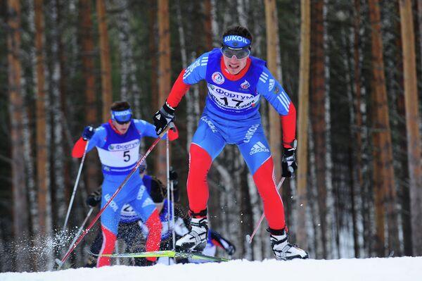 Winter Olympic Disciplines: Cross-Country Skiing - Sputnik International