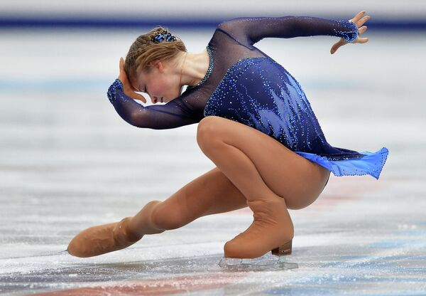 Winter Olympic Disciplines: Figure Skating - Sputnik International