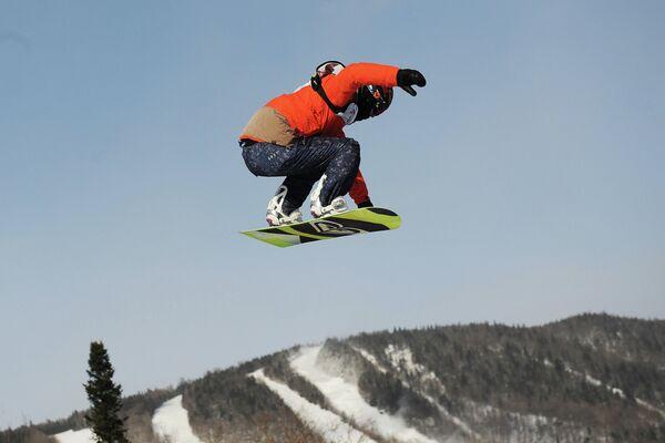 Winter Olympic Disciplines: Snowboard - Sputnik International