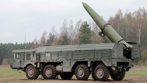 Iskander missile system - Sputnik International
