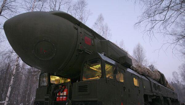 Russia Marks Strategic Missile Force Day - Sputnik International