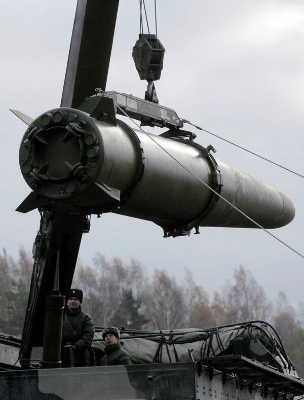 Iskander-M - Sputnik International