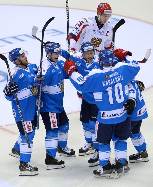 The Finns extended their lead in the overall table for this season's Tour - Sputnik International