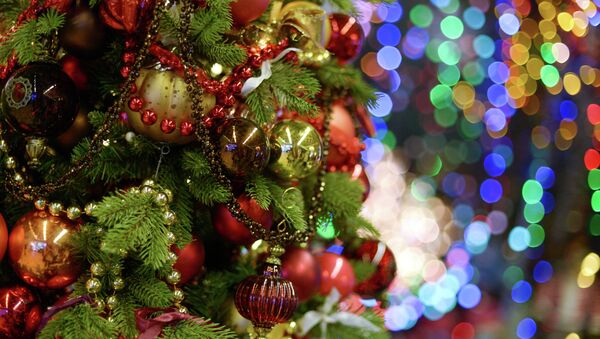 Выставка Christmas Time. 100 дней до Нового года - Sputnik International